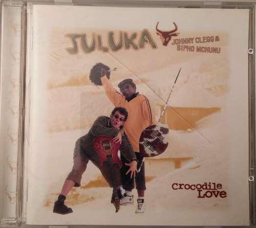 Bild Juluka - Crocodile Love (CD, Album) Schallplatten Ankauf