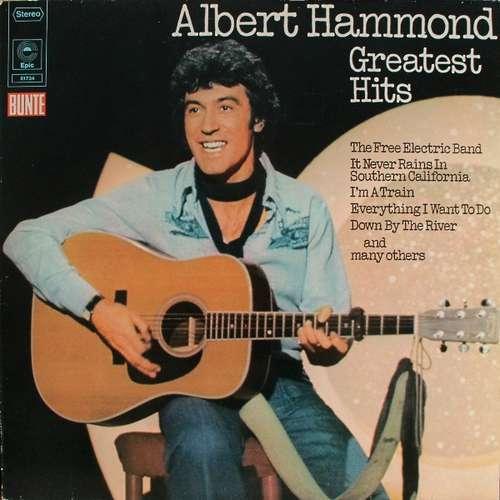 Bild Albert Hammond - Greatest Hits (LP, Comp) Schallplatten Ankauf