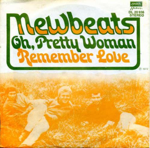 Cover The Newbeats - Oh, Pretty Woman (7) Schallplatten Ankauf