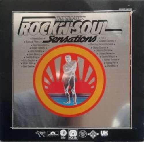 Cover Various - The Greatest Rock'N'Soul Sensations (LP, Comp) Schallplatten Ankauf