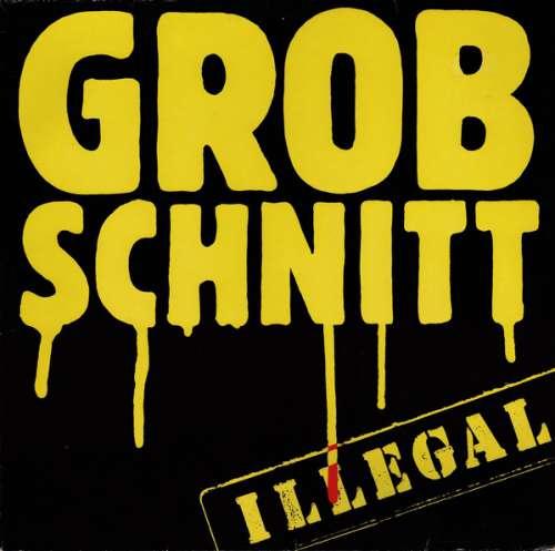 Cover Grobschnitt - Illegal (LP, Album) Schallplatten Ankauf