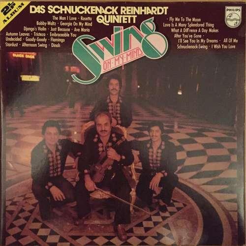Bild Das Schnuckenack Reinhardt Quintett* - Swing On My Mind (2xLP, Album, Gat) Schallplatten Ankauf