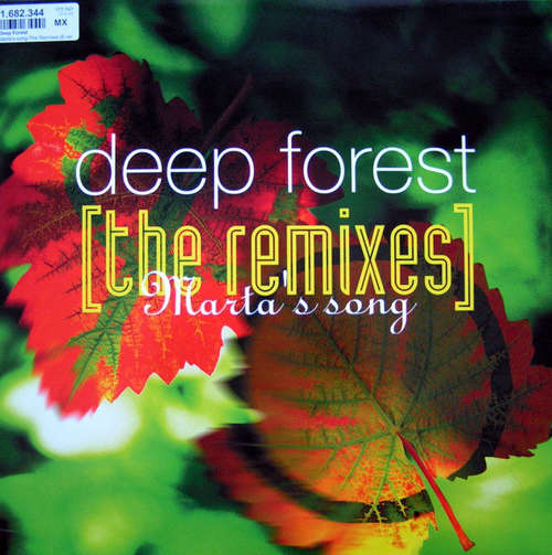 Cover Deep Forest - Marta's Song (The Remixes) (LP) Schallplatten Ankauf