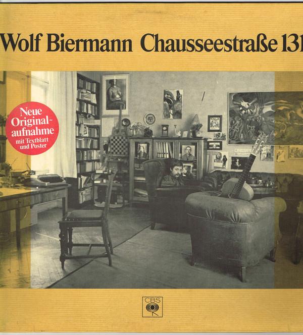 Bild Wolf Biermann - Chausseestraße 131 (LP, Album, RE) Schallplatten Ankauf
