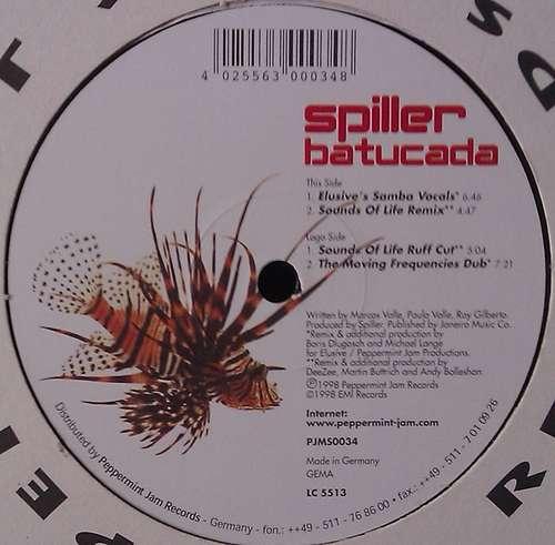 Bild Spiller - Batucada (12) Schallplatten Ankauf