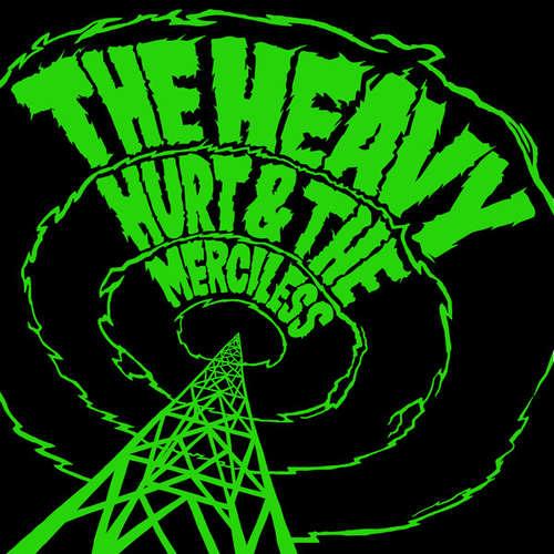 Cover The Heavy - Hurt & The Merciless (LP, Album) Schallplatten Ankauf