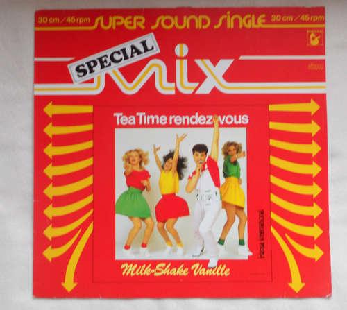 Bild Milk-Shake Vanille - Tea Time Rendez Vous (12, Single) Schallplatten Ankauf