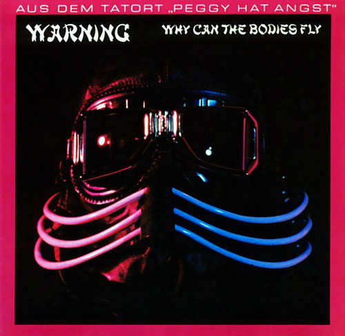 Cover Warning (2) - Why Can The Bodies Fly (12, Maxi, RE) Schallplatten Ankauf