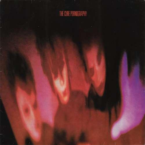 Cover The Cure - Pornography (LP, Album) Schallplatten Ankauf