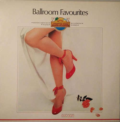 Cover Unknown Artist - Ballroom Favourites (LP) Schallplatten Ankauf