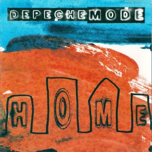 Cover Depeche Mode - Home (CD, Single) Schallplatten Ankauf