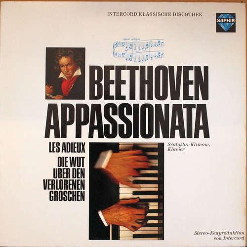 Bild Beethoven* - Svatoslav Klimow - Appassionata - Les Adieux - Die Wut Über Den Verlorenen Groschen (LP) Schallplatten Ankauf