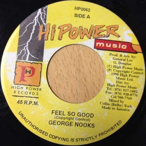 Bild George Nooks - Feel So Good (7) Schallplatten Ankauf