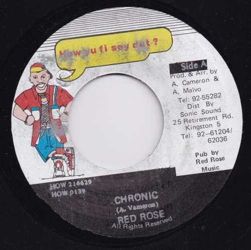Bild Red Rose* - Chronic (7, Single) Schallplatten Ankauf
