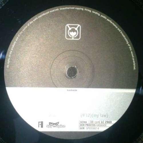 Bild Der Process - Kaskade (12) Schallplatten Ankauf
