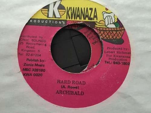 Bild Archibald (5) - Hard Road (7) Schallplatten Ankauf