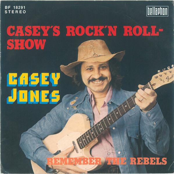 Bild Casey Jones (5) - Casey's Rock'n Roll-Show (7, Single) Schallplatten Ankauf