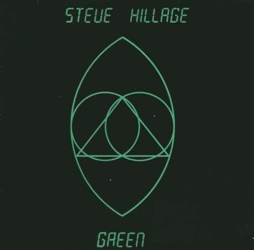 Cover Steve Hillage - Green (LP, Album) Schallplatten Ankauf