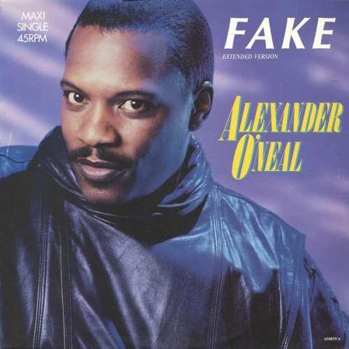 Bild Alexander O'Neal - Fake (Extended Version) (12, Maxi) Schallplatten Ankauf