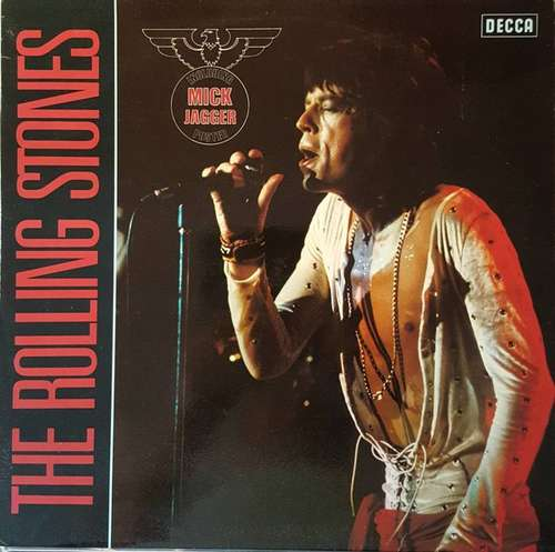 Cover The Rolling Stones - The Rolling Stones (LP, Album, RE) Schallplatten Ankauf