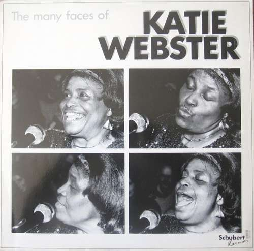 Cover zu Katie Webster - The Many Faces Of (LP) Schallplatten Ankauf