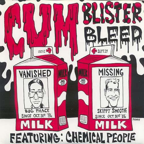 Bild Chemical People - Cum, Blister, Bleed (7, Gre) Schallplatten Ankauf