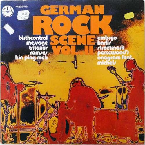 Bild Various - German Rock Scene Vol. II (LP, Comp) Schallplatten Ankauf
