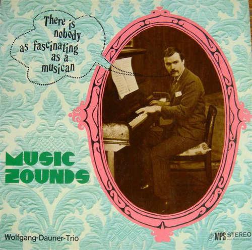 Cover zu Wolfgang Dauner Trio - Music Zounds (LP, Album) Schallplatten Ankauf