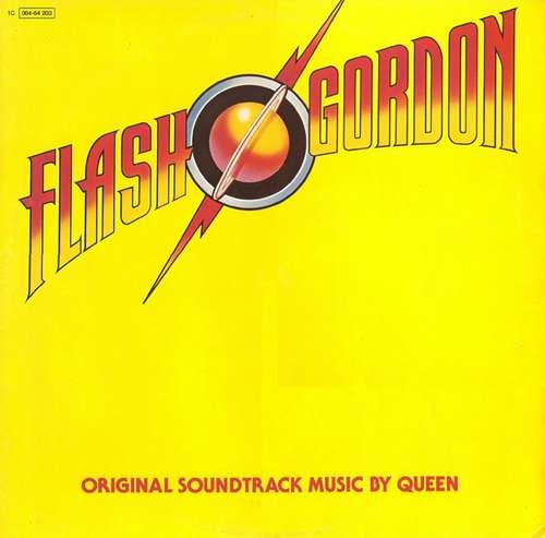 Cover Queen - Flash Gordon (Original Soundtrack Music) (LP, Album) Schallplatten Ankauf