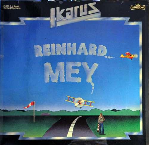 Cover zu Reinhard Mey - Ikarus (LP, Album) Schallplatten Ankauf