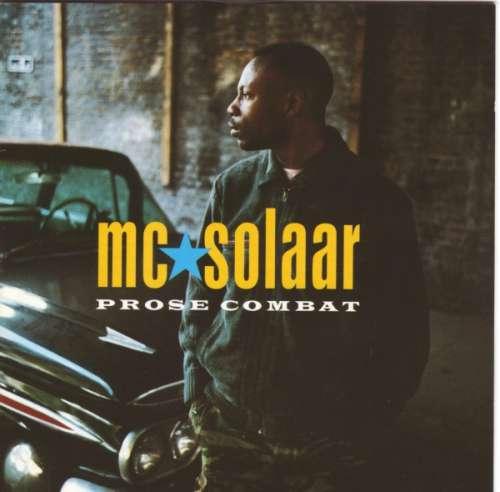 Cover MC Solaar - Prose Combat (CD, Album) Schallplatten Ankauf