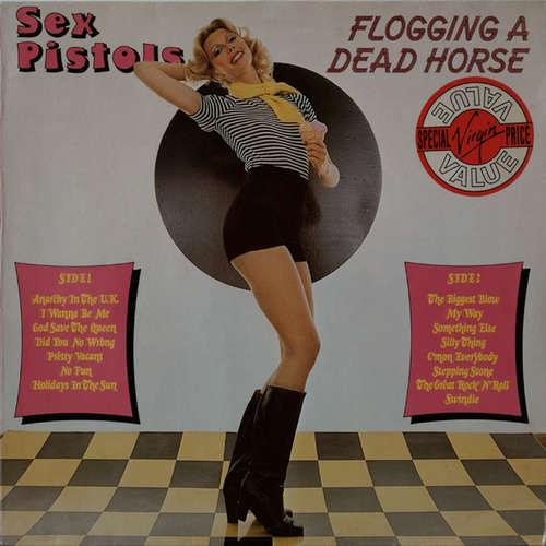 Cover Sex Pistols - Flogging A Dead Horse (LP, Comp, RE) Schallplatten Ankauf
