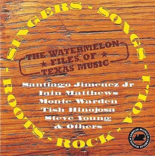 Bild Various - The Watermelon Files Of Texas Music - Singers-Songs-Roots-Rock Vol.1 (CD, Comp) Schallplatten Ankauf