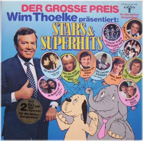 Bild Various - Der Grosse Preis - Wim Thoelke Präsentiert: Stars & Superhits (LP, Comp) Schallplatten Ankauf