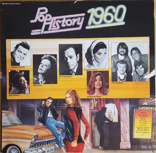 Bild Various - Pop-History 1960 (LP, Comp) Schallplatten Ankauf