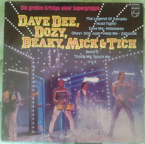 Bild Dave Dee, Dozy, Beaky, Mick & Tich - Die großen Erfolge einer Supergruppe (LP, Comp, Club) Schallplatten Ankauf