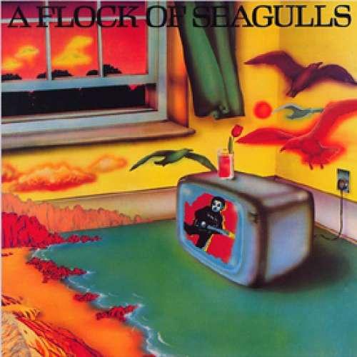 Cover A Flock Of Seagulls - A Flock Of Seagulls (LP, Album) Schallplatten Ankauf