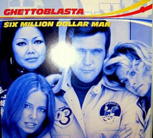 Bild Ghettoblasta - $ix Million Dollar Man (12) Schallplatten Ankauf