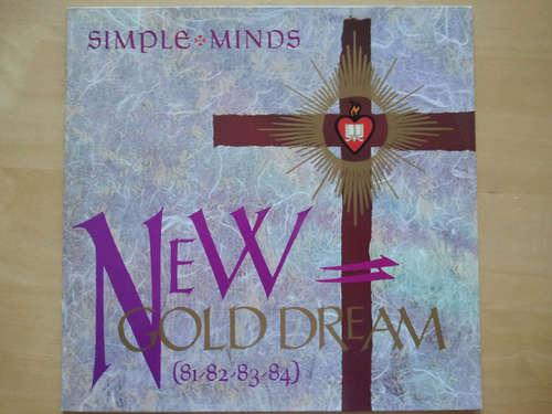 Cover Simple Minds - New Gold Dream (81-82-83-84) (LP, Album, RP) Schallplatten Ankauf