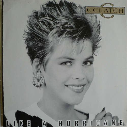 Bild C.C. Catch - Like A Hurricane (LP, Album, Clu) Schallplatten Ankauf