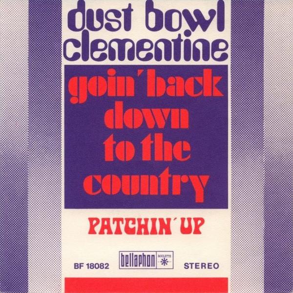 Bild Dust Bowl Clementine - Goin' Back Down To The Country (7, Single) Schallplatten Ankauf