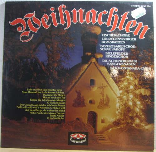 Bild Various - Weihnachten (LP, Smplr) Schallplatten Ankauf