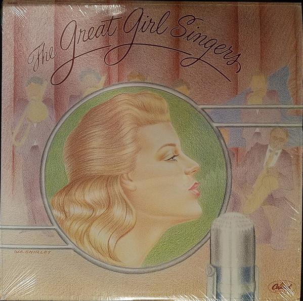Cover Various - The Great Girl Singers (2xLP, Comp) Schallplatten Ankauf
