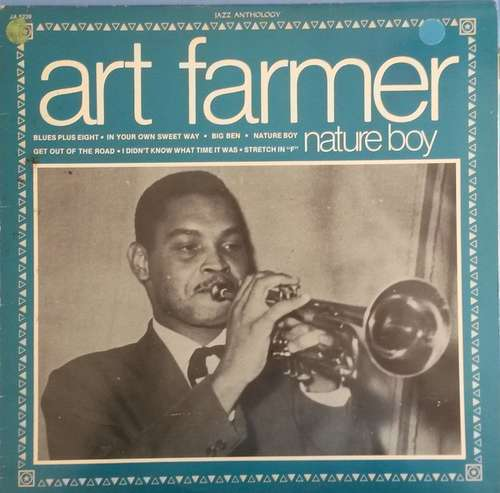 Cover zu Art Farmer - Nature Boy  (LP, RE) Schallplatten Ankauf