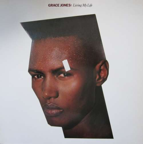 Cover Grace Jones - Living My Life (LP, Album) Schallplatten Ankauf
