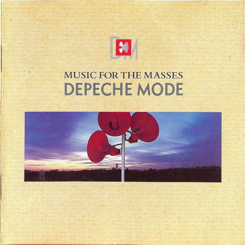 Cover zu Depeche Mode - Music For The Masses (CD, Album) Schallplatten Ankauf