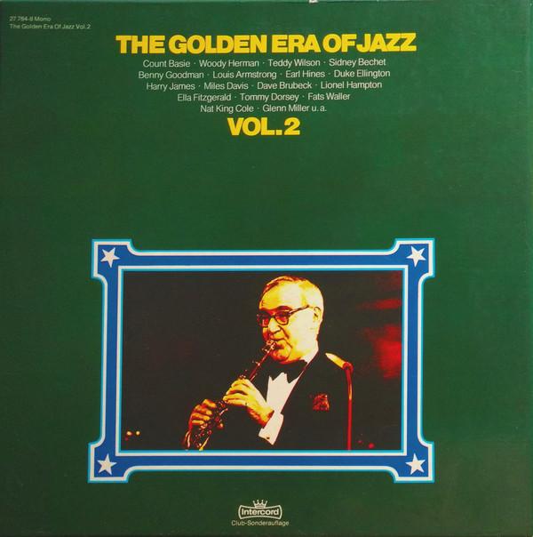 Cover zu Various - The Golden Era Of Jazz Vol.2 (3xLP, Comp, Mono, Club + Box) Schallplatten Ankauf