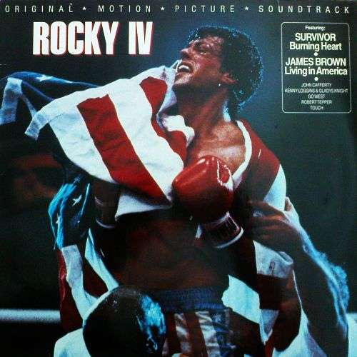 Bild Various - Rocky IV - Original Motion Picture Soundtrack (LP) Schallplatten Ankauf
