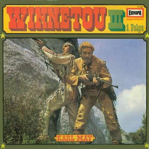 Bild Karl May - Winnetou III 1. Folge (LP) Schallplatten Ankauf
