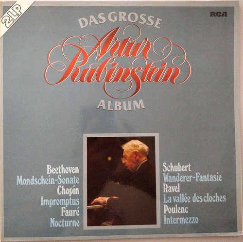 Bild Arthur Rubinstein - Das grosse Artur-Rubinstein -Album (2xLP) Schallplatten Ankauf